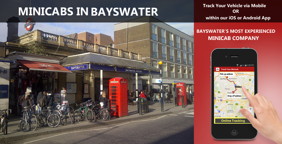 minicab-in-Bayswater