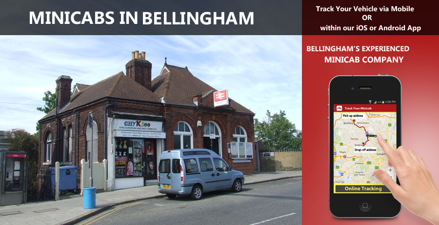minicab-in-Bellingham