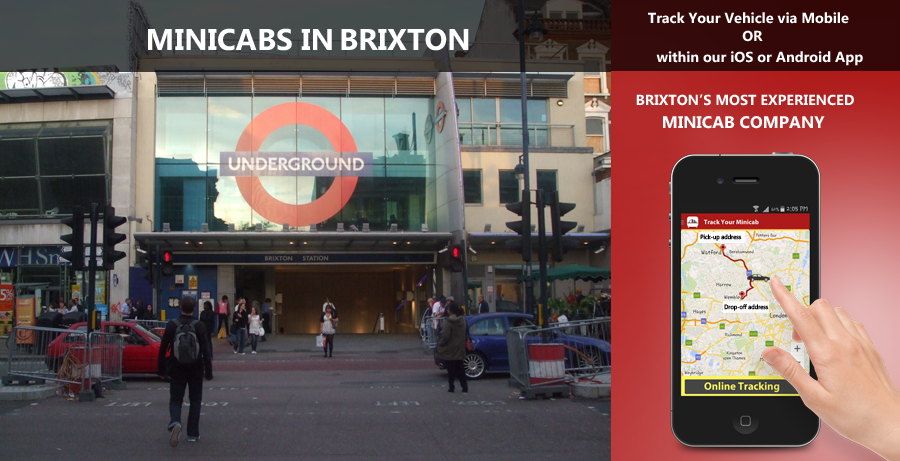 minicab-in-Brixton