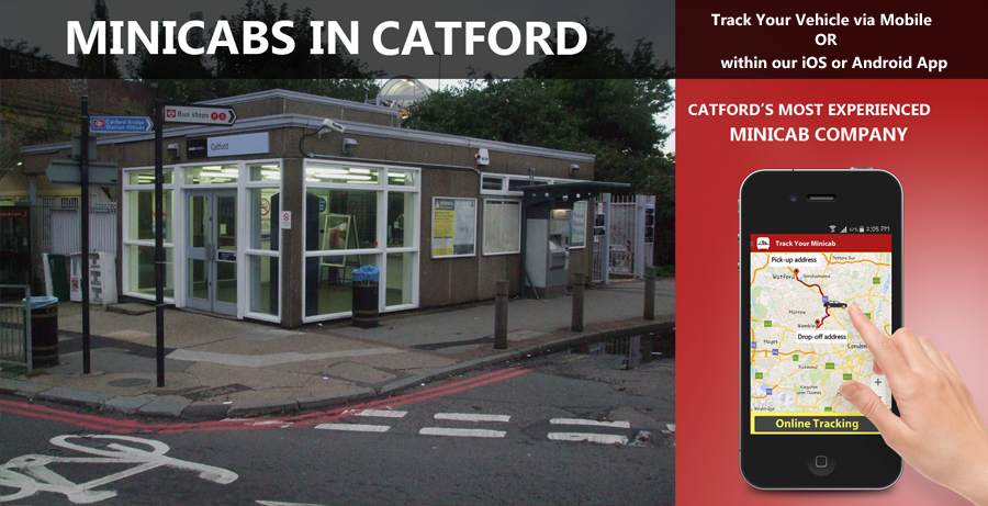 minicab-in-Catford