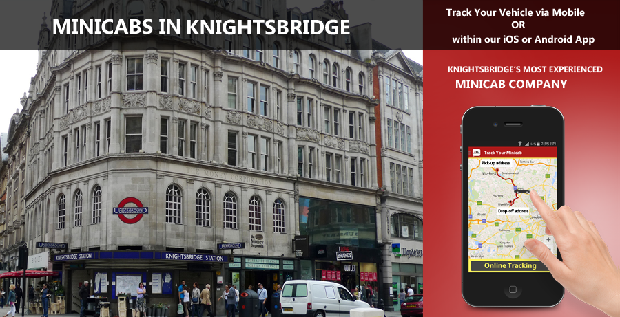 minicab-in-Knightsbridge