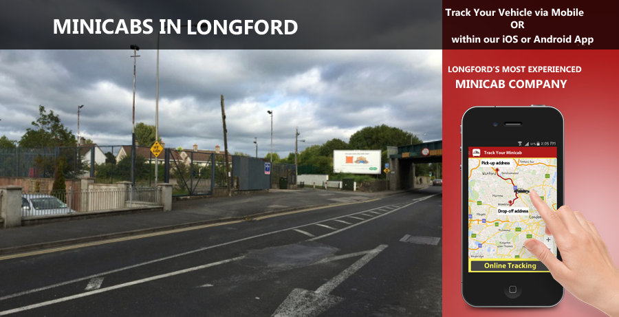 minicab-in-Longford
