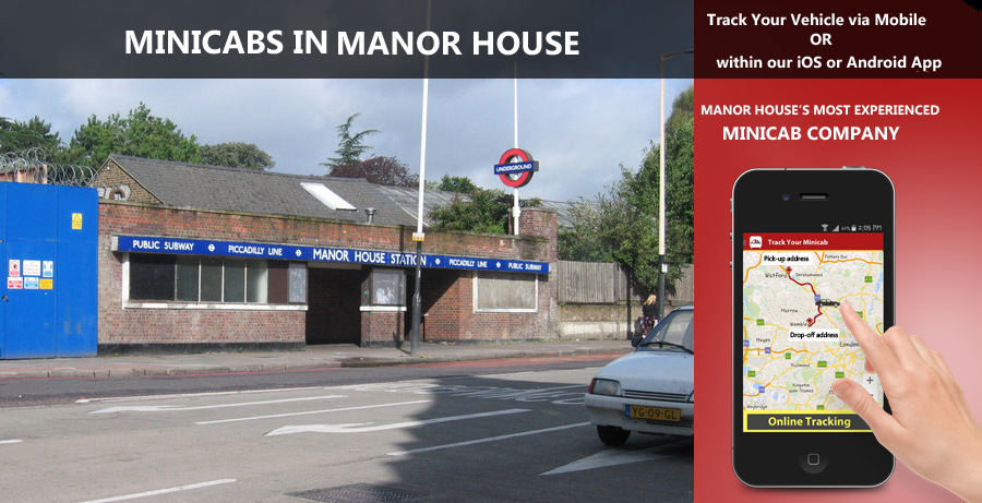 minicab-in-Manor House