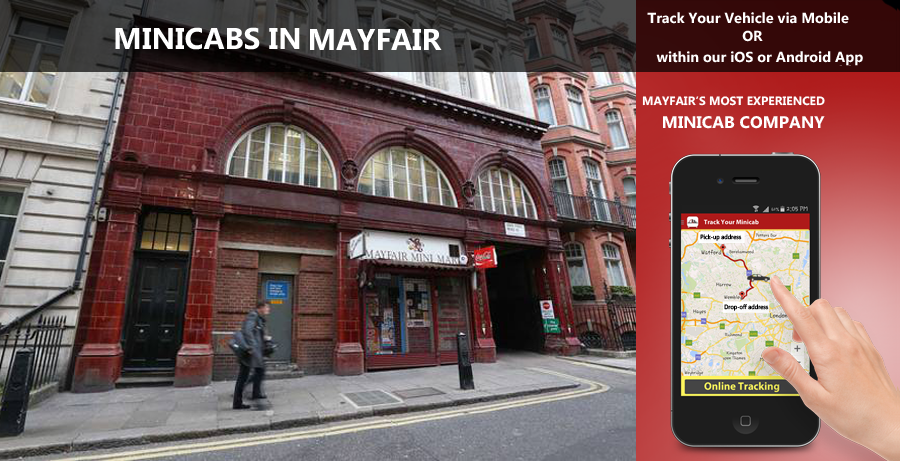minicab-in-Mayfair