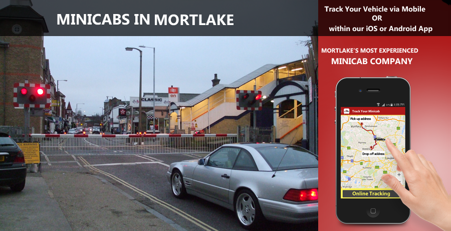 minicab-in-Mortlake