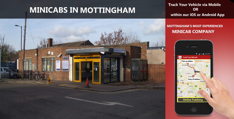 minicab-in-Mottingham