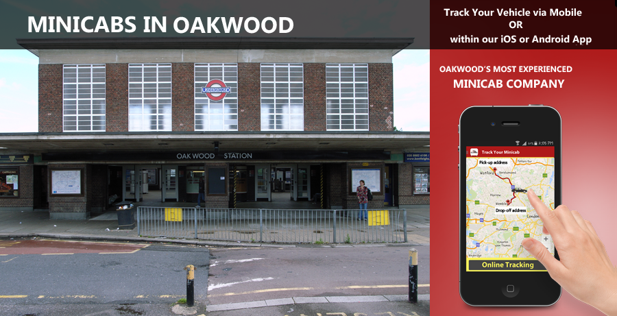 minicab-in-Oakwood