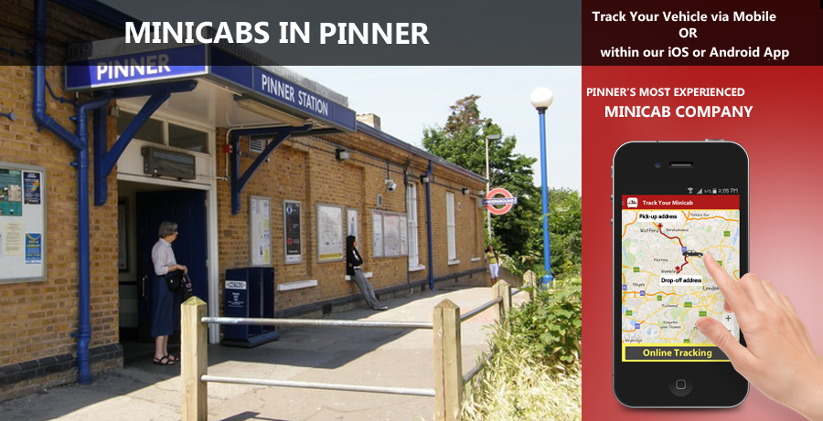 minicab-in-Pinner