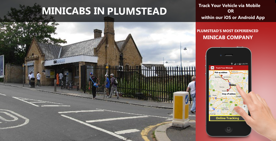 minicab-in-Plumstead