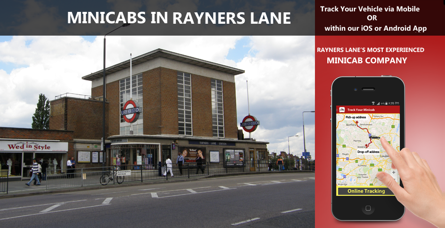 minicab-in-Rayners Lane