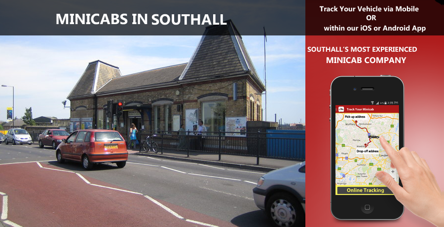 minicab-in-Southall