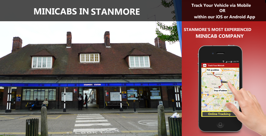 minicab-in-Stanmore