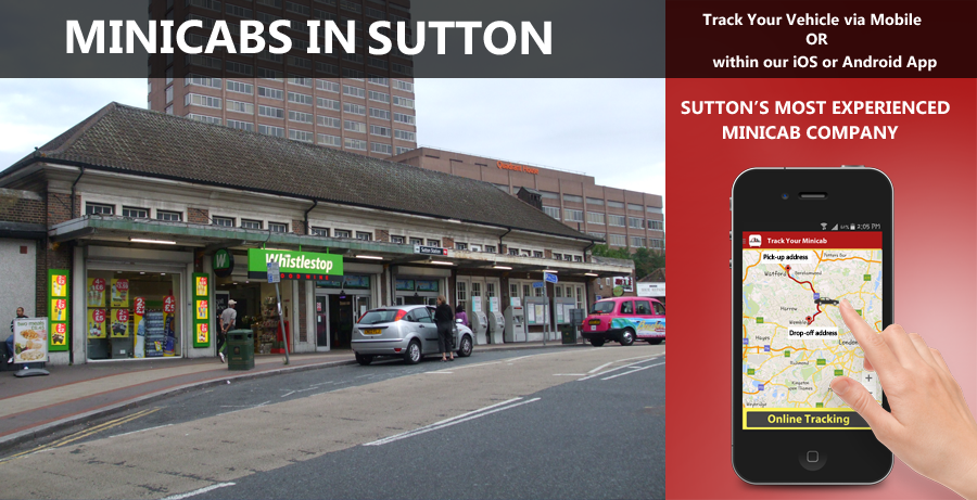 minicab-in-Sutton