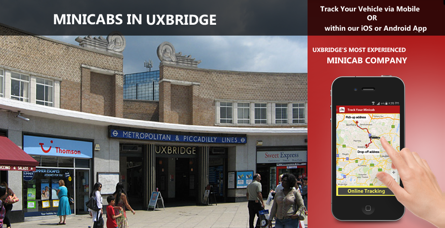 minicab-in-Uxbridge