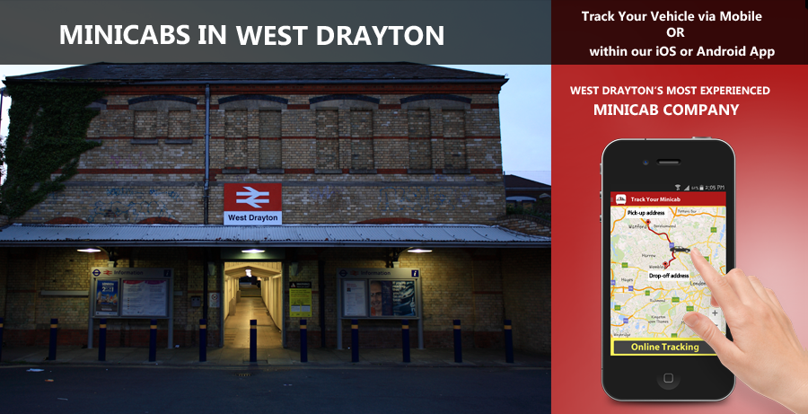 minicab-in-West Drayton