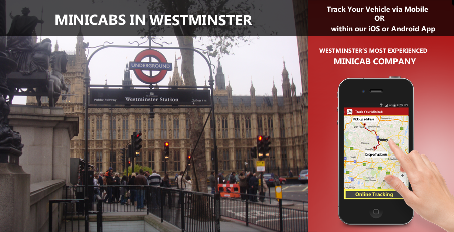 minicab-in-westminster